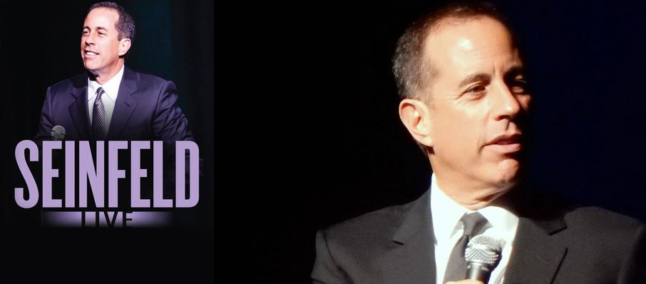 Jerry Seinfeld at Durham Performing Arts Center