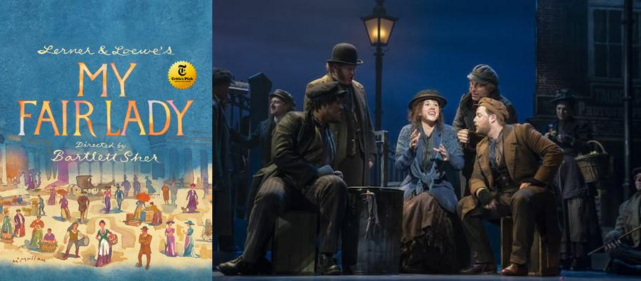 My Fair Lady at Durham Performing Arts Center