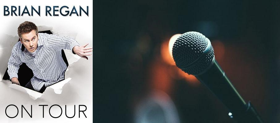 Brian Regan at Durham Performing Arts Center
