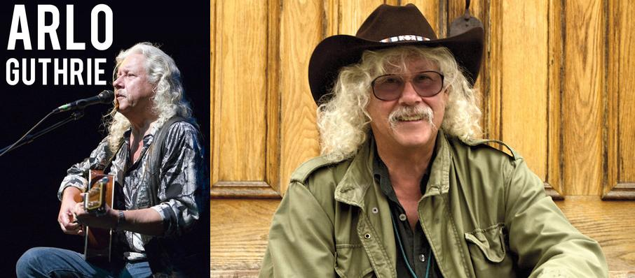 Arlo Guthrie at Carolina Theatre - Fletcher Hall