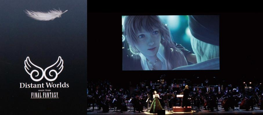 Distant Worlds: Music From Final Fantasy at Durham Performing Arts Center