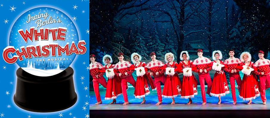 Irving Berlin's White Christmas at Durham Performing Arts Center