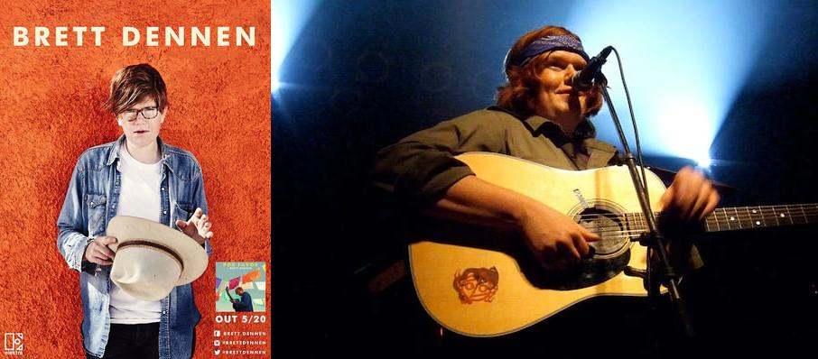 Brett Dennen at Haw River Ballroom