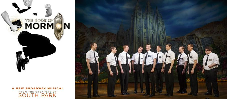 The Book of Mormon at Durham Performing Arts Center