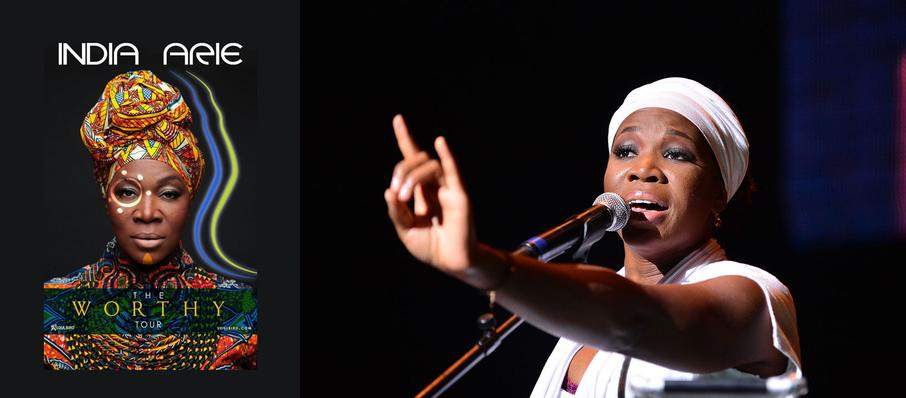 India.Arie at Carolina Theatre - Fletcher Hall