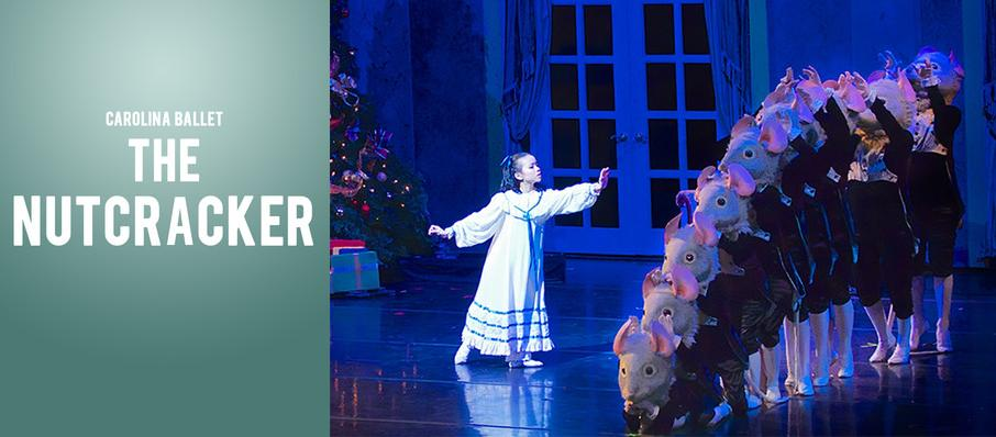 Carolina Ballet - The Nutcracker at Durham Performing Arts Center
