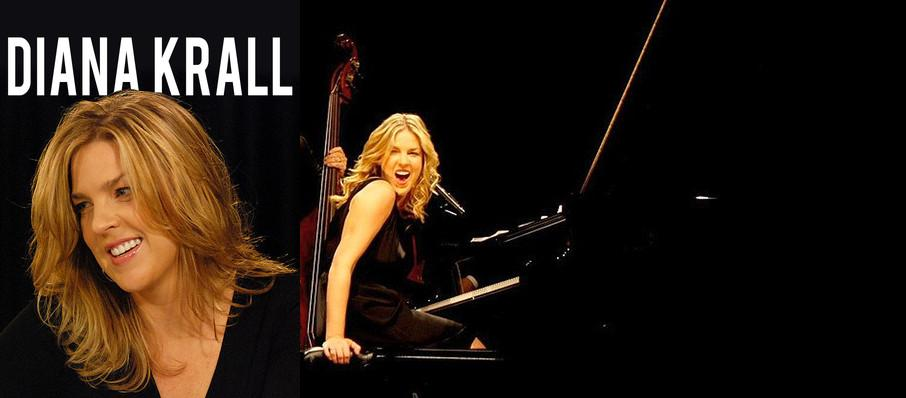 Diana Krall at Durham Performing Arts Center