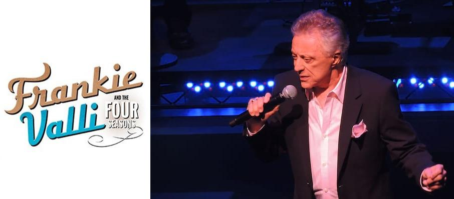 Frankie Valli & The Four Seasons at Durham Performing Arts Center