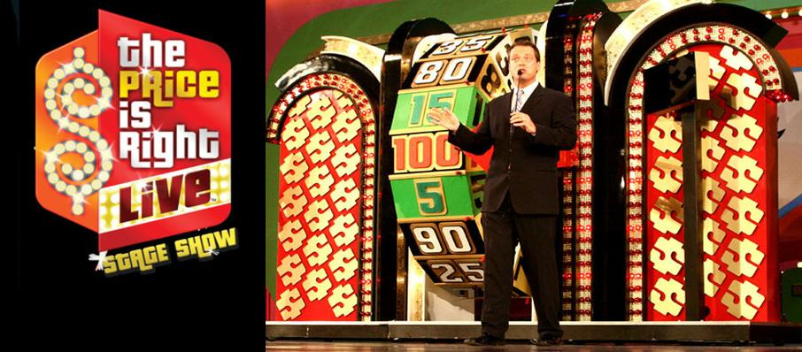 The Price Is Right - Live Stage Show at Durham Performing Arts Center