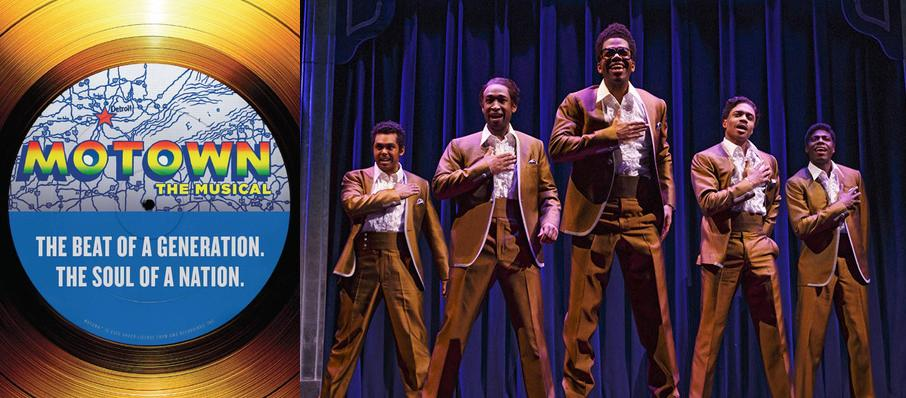 Motown - The Musical at Durham Performing Arts Center