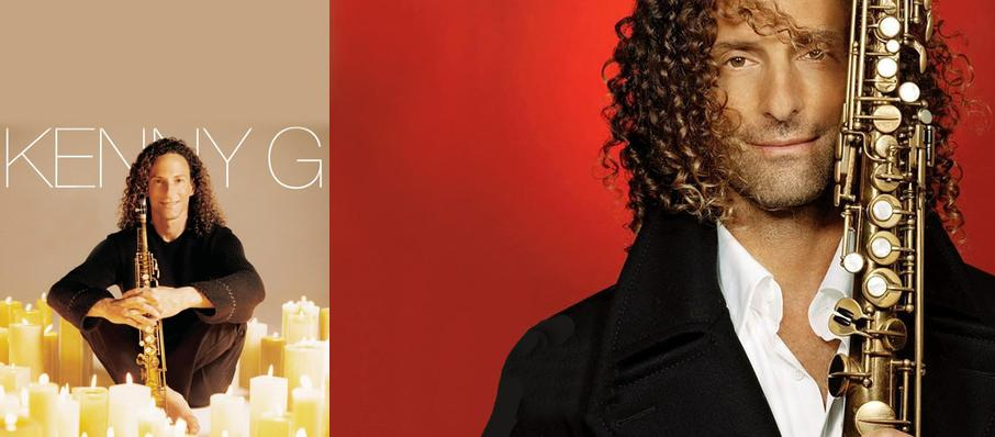 Kenny G. Holiday Show at Durham Performing Arts Center