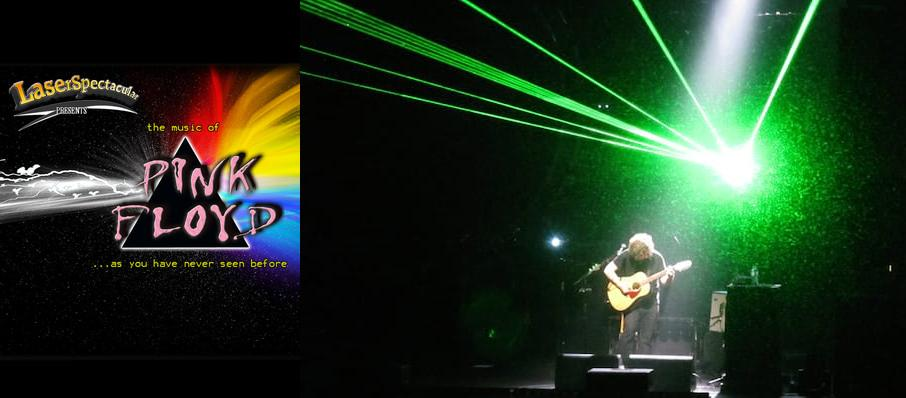 Pink Floyd Laser Spectacular at Durham Performing Arts Center