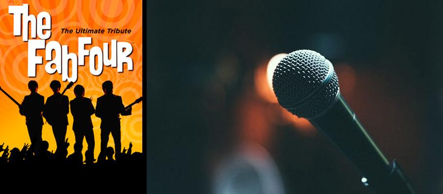 The Fab Four - The Ultimate Tribute at Carolina Theatre - Fletcher Hall