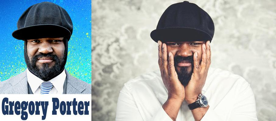 Gregory Porter at Carolina Theatre - Fletcher Hall