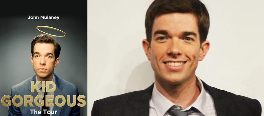 John Mulaney at Durham Performing Arts Center