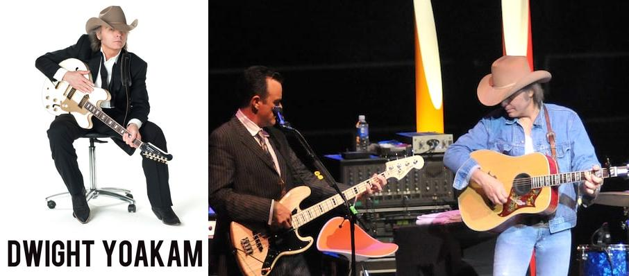 Dwight Yoakam at Carolina Theatre - Fletcher Hall