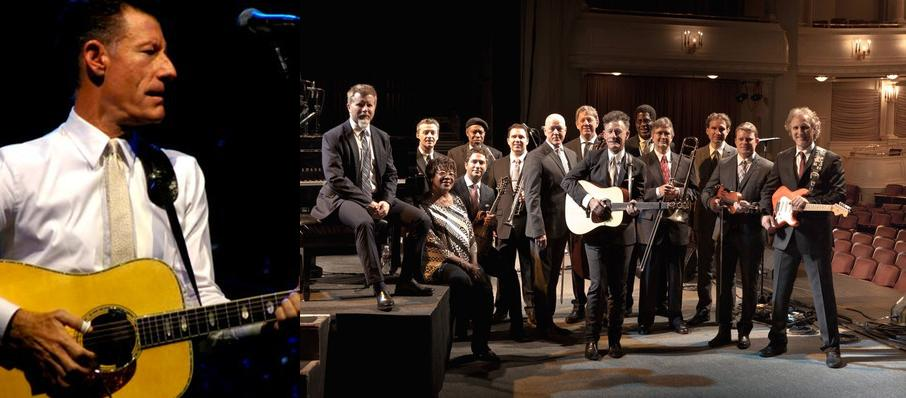 Lyle Lovett & His Large Band at Carolina Theatre - Fletcher Hall