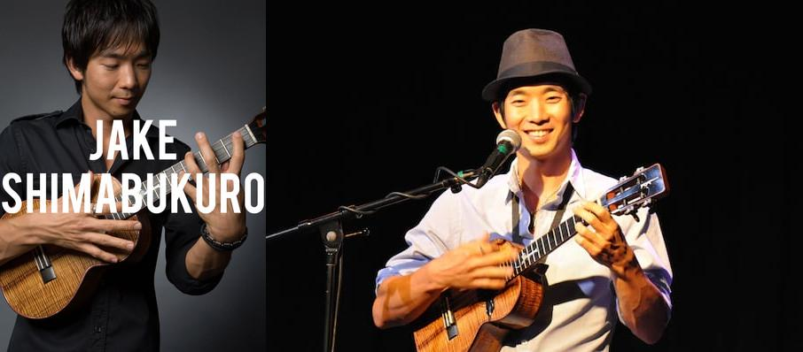 Jake Shimabukuro at Carolina Theatre - Fletcher Hall