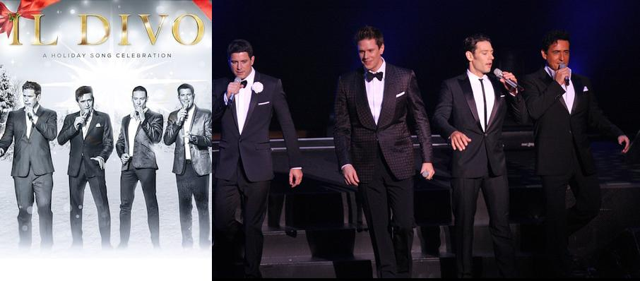 Il Divo at Durham Performing Arts Center
