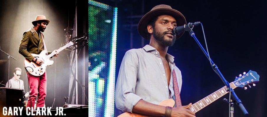 Gary Clark Jr. at Durham Performing Arts Center