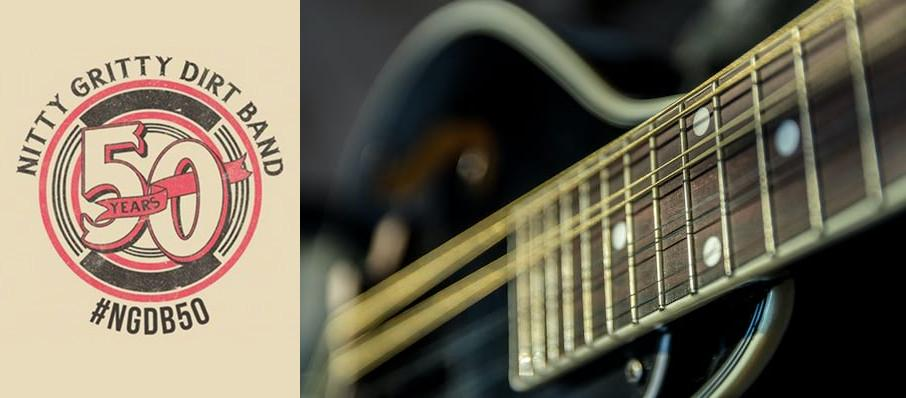 Nitty Gritty Dirt Band at Carolina Theatre - Fletcher Hall
