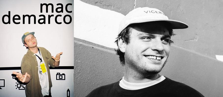 Mac DeMarco at Carolina Theatre - Fletcher Hall