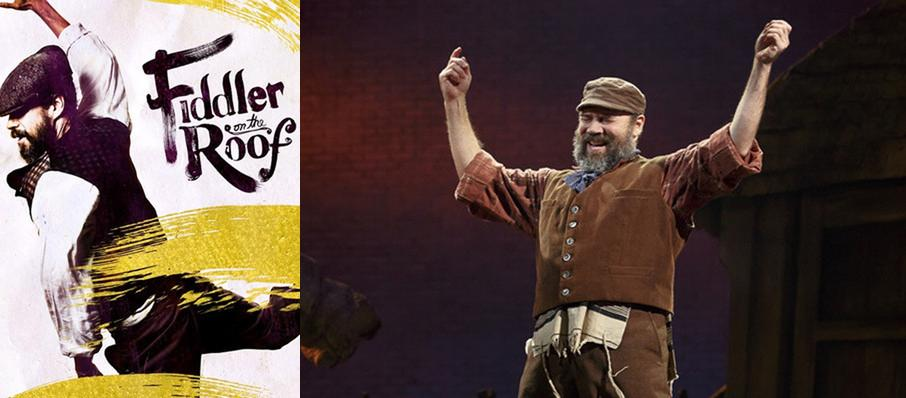 Fiddler on the Roof at Durham Performing Arts Center