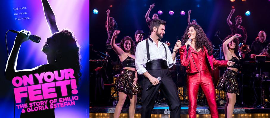 On Your Feet! at Durham Performing Arts Center