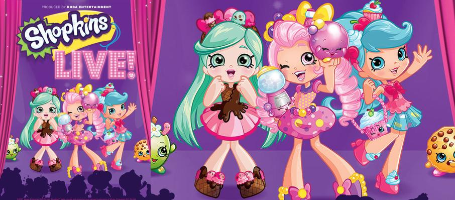 Shopkins Live at Durham Performing Arts Center
