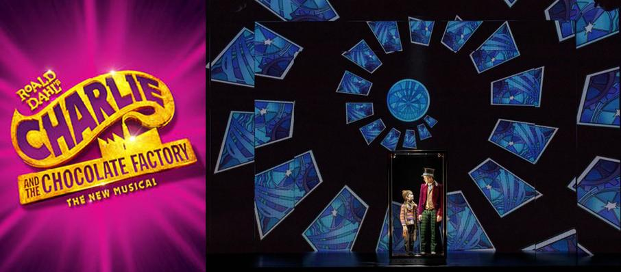 Charlie and the Chocolate Factory at Durham Performing Arts Center