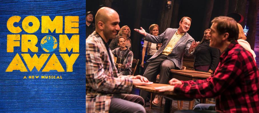 Come From Away at Durham Performing Arts Center