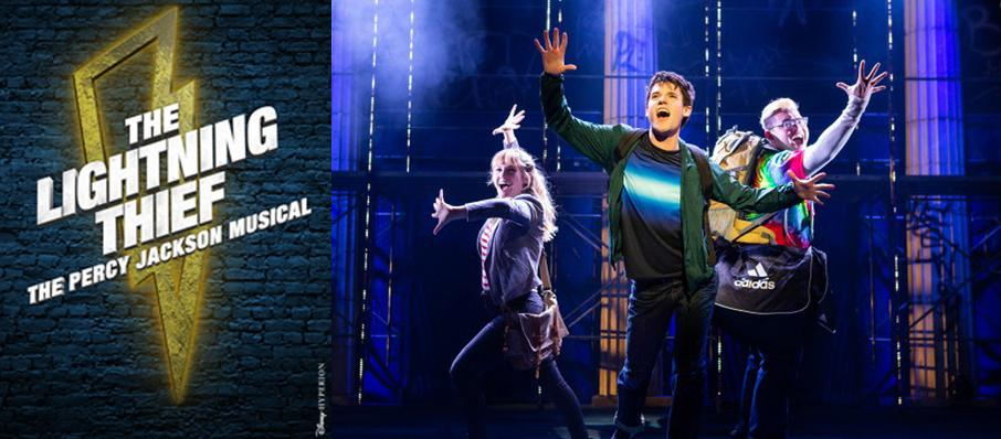 The Lightning Thief: The Percy Jackson Musical at Durham Performing Arts Center