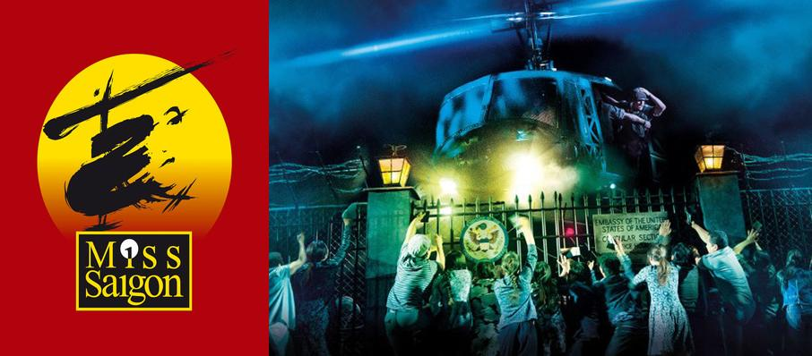 Miss Saigon at Durham Performing Arts Center
