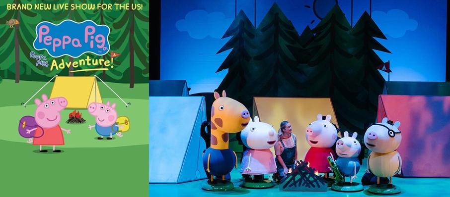 Peppa Pig Live at Durham Performing Arts Center