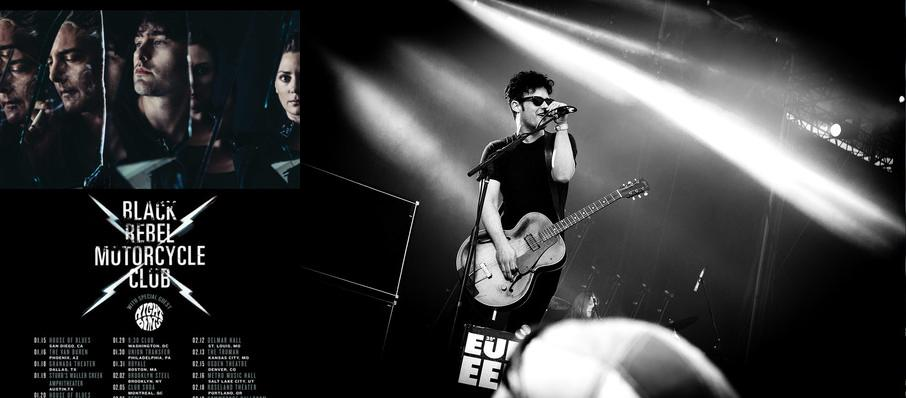 Black Rebel Motorcycle Club at Cat's Cradle