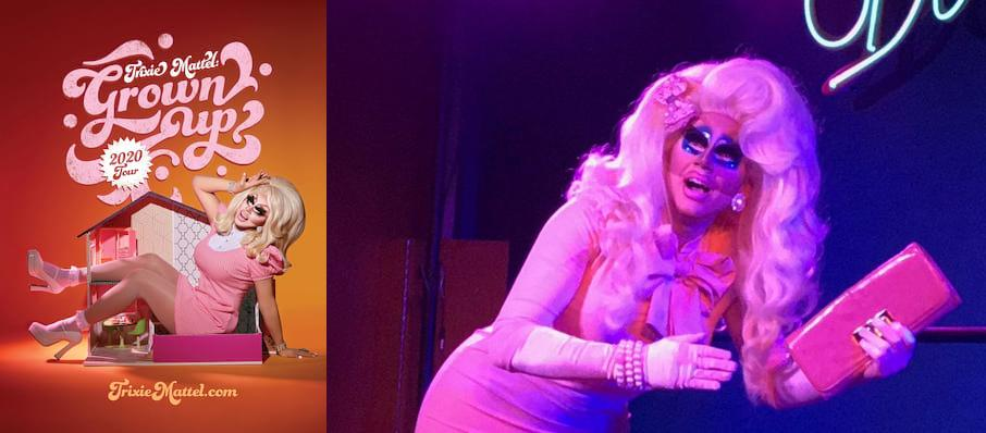 Trixie Mattel at Carolina Theatre - Fletcher Hall