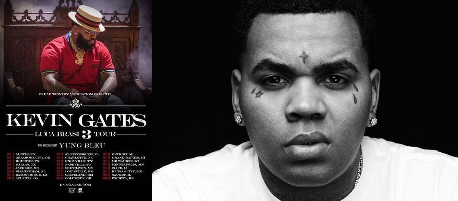 Kevin Gates at Durham Performing Arts Center