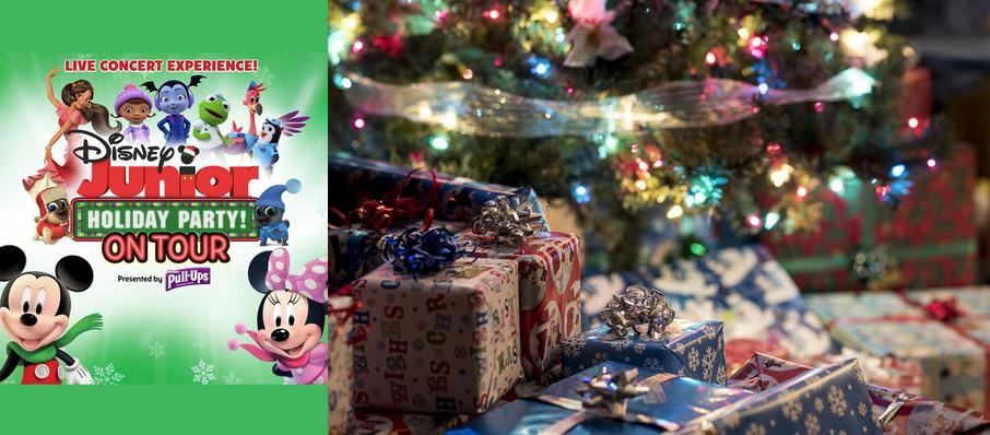 Disney Junior Holiday Party at Durham Performing Arts Center