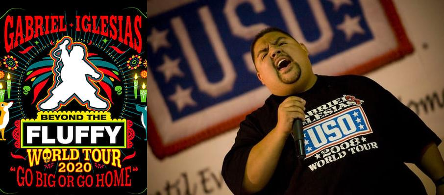 Gabriel Iglesias at Durham Performing Arts Center