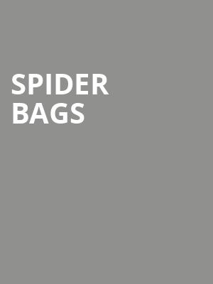 Spider Bags at The Pinhook
