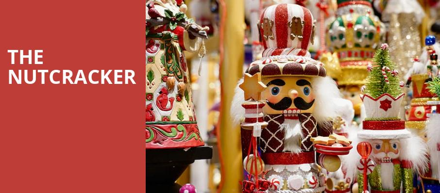 The Nutcracker, Carolina Theatre Fletcher Hall, Durham