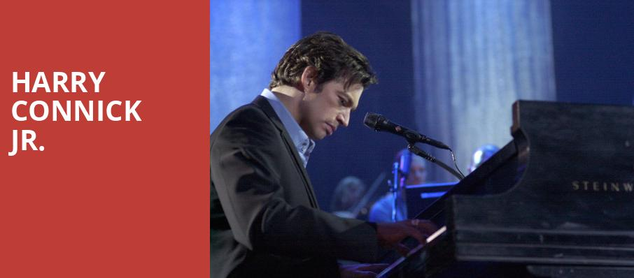 Harry Connick Jr, Durham Performing Arts Center, Durham