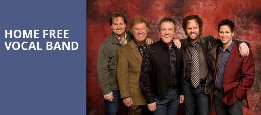 Home Free Vocal Band, Carolina Theatre Fletcher Hall, Durham