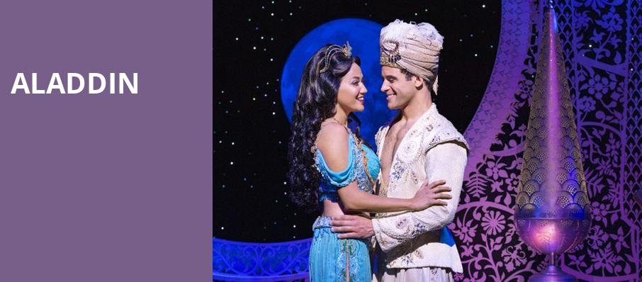 Aladdin, Durham Performing Arts Center, Durham