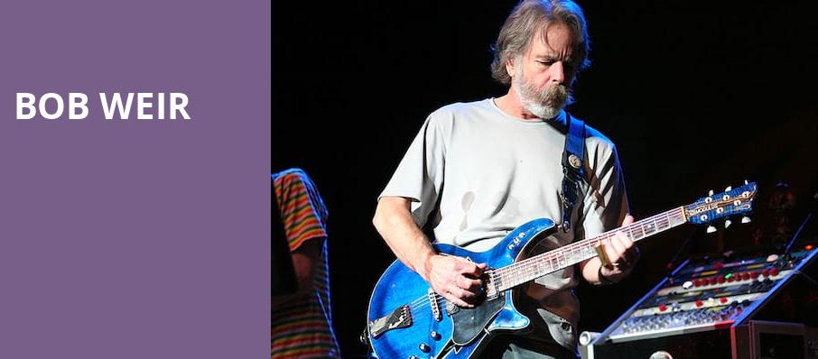 Bob Weir, Durham Performing Arts Center, Durham