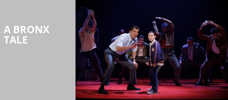A Bronx Tale, Durham Performing Arts Center, Durham
