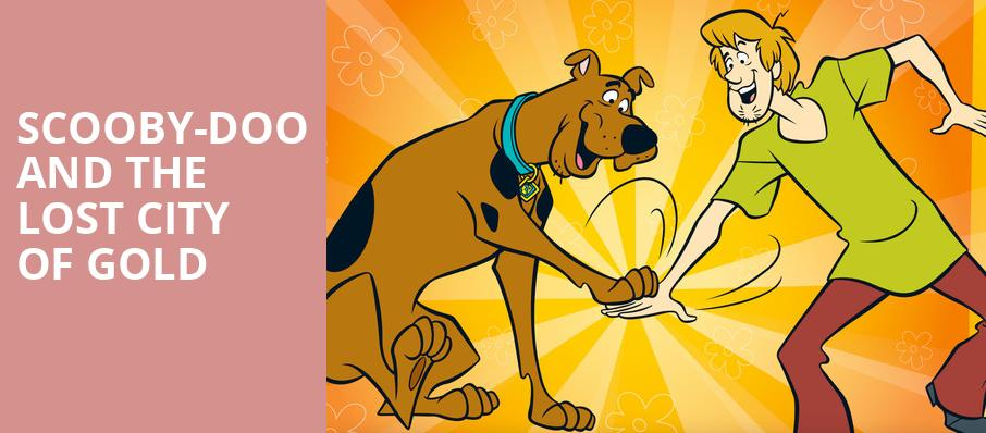 Scooby Doo and the Lost City of Gold, Durham Performing Arts Center, Durham