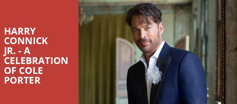 Harry Connick Jr A Celebration of Cole Porter, Durham Performing Arts Center, Durham