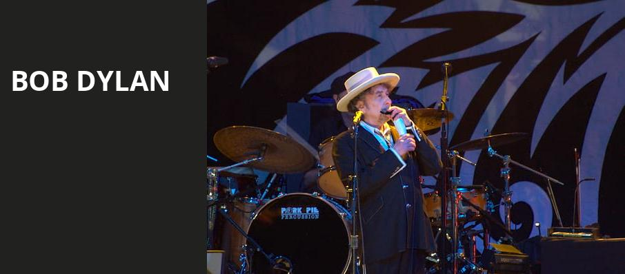 Bob Dylan, Durham Performing Arts Center, Durham