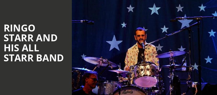 Ringo Starr And His All Starr Band, Durham Performing Arts Center, Durham